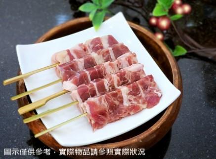 有心鴨-櫻桃鴨肉串