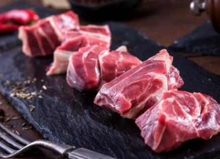 台灣純血黃牛-牛腱肉切塊