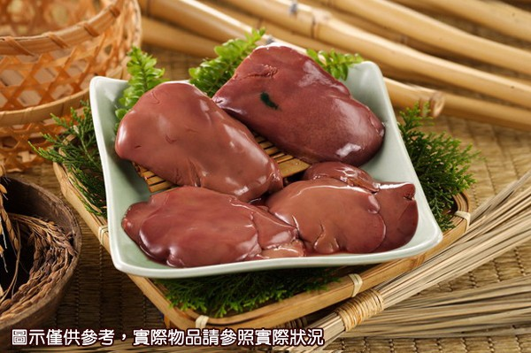 有心鴨-櫻桃鴨肝