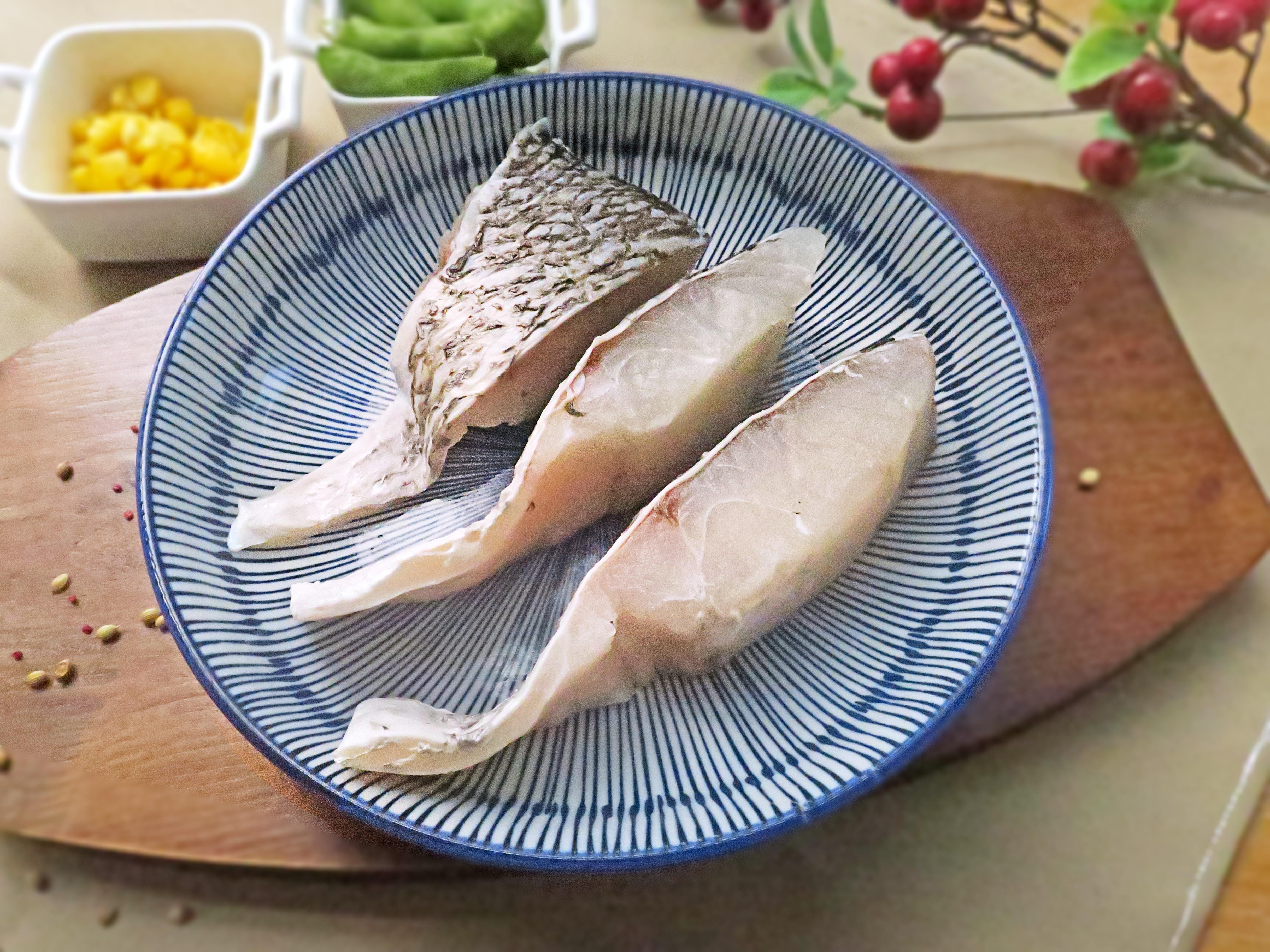 金目鱸魚-去刺鱸魚切塊