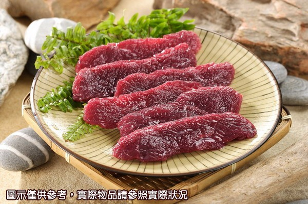 鴕鳥沙朗肉片