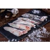 黑潮龍虎石斑-龍虎石斑魚去刺切塊