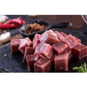 台灣純血黃牛-臀肉骰子牛