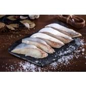 海金鯧魚肉切塊